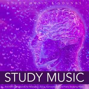 Study Music & Sounds - Piano and Rain Sounds for