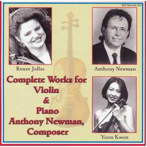 Complete Works for Violin and Piano