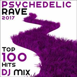 Psychedelic Rave 2017 Top 100 Hits DJ Mix