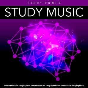 Study Power - Binaural Beats to Study By | Play for free on Anghami