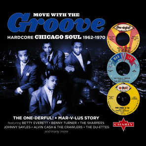 Move With the Groove - Hardcore Chicago Soul 1962-1970