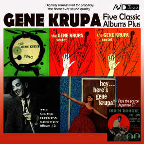 The Gene Krupa Trio Collates (Remastered)