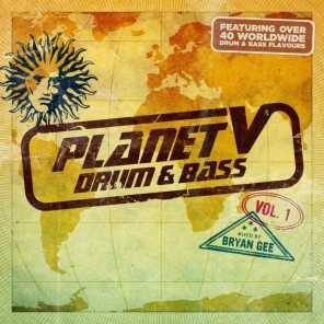 Planet V - Drum & Bass, Vol. 1 (Mixed by Bryan Gee)