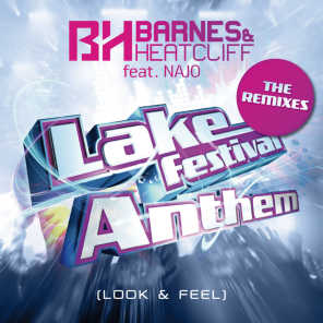 Lake Festival Anthem (Look & Feel) (The Remixes) [feat. NAJO]