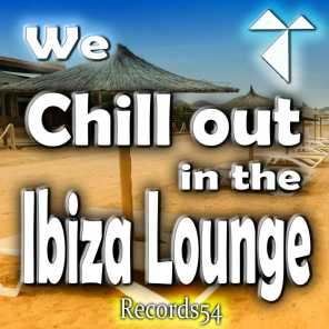 We Chill out in the Records54 Ibiza Lounge