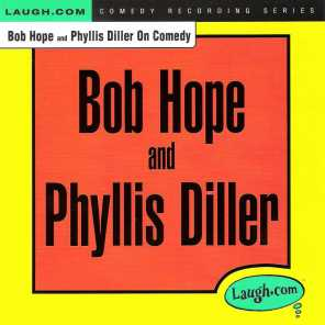 Bob Hope and Phyllis Diller on Comedy (feat. Larry Wilde)