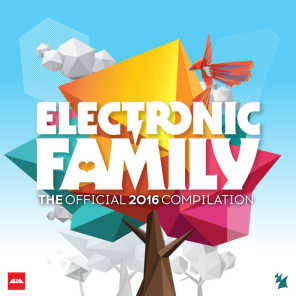 Electronic Family - The Official 2016 Compilation