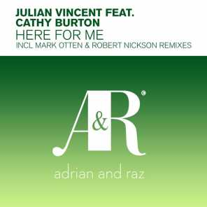 Here For Me (feat. Cathy Burton)