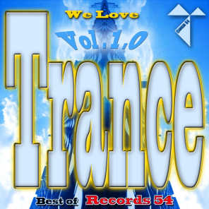 We Love Trance: Best of Records 54, Vol. 1