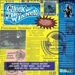Glen Brown: Check The Winner - The Original Pantomine Instrumental Collection 1970-74