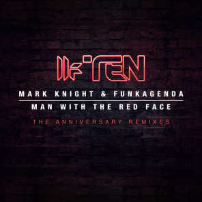 Man With The Red Face (The Anniversary Remixes)