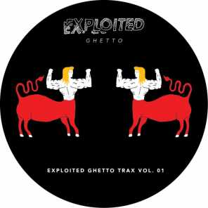 Shir Khan Presents Exploited Ghetto Trax, Vol. 01