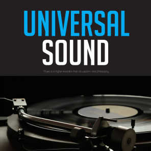 Universal Sound (Music is a higher revelation than all wisdom and philosophy)