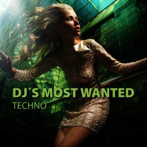 DJ's Most Wanted - Techno