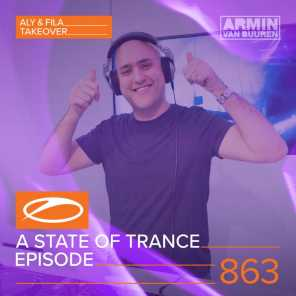 A State Of Trance Episode 863