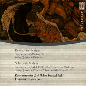 Hartmut Haenchen - String Quartet No  14 in D Minor, D  810