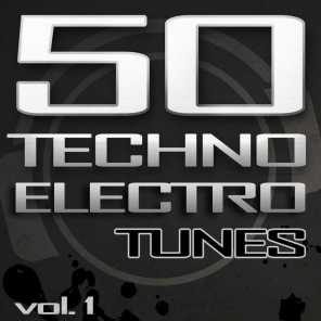 CAPP Records, 50 Techno Electro Tunes, Vol. 1 (Best of Hands Up Techno, Jumpstyle, Electro House, Trance & Hardstyle)