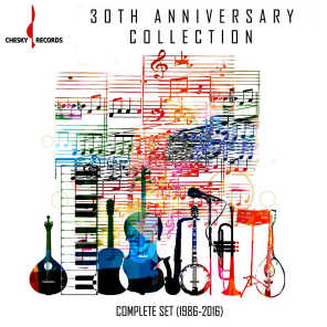 Chesky 30th Anniversary Collection: Complete Set (1986-2016)