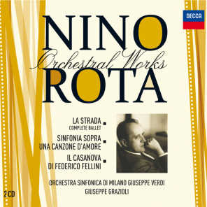 Rota: Orchestral Works (Vol. 5)
