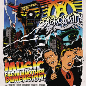 Music From Another Dimension! (2012)