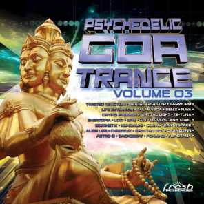 Psychedelic Goa Trance, Vol. 3: Full-On and Full-Power Psy and Goa-Trance Hits Selected by Random & Dr. Spook