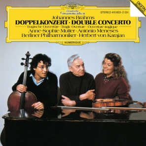 Brahms: Double Concerto In A Minor, Op. 102; Tragic Overture, Op. 81