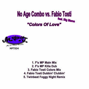 No Age Combo, Fabio Tosti - Colors of Love (F's Mp Main Mix