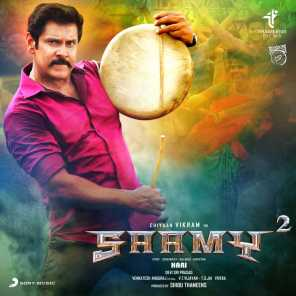Saamy Square (Original Motion Picture Soundtrack)