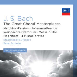 Bach: Great Choral Masterpieces