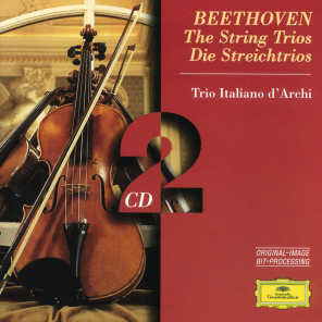 Beethoven: The String Trios (2 CDs)