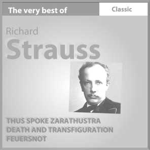 The Very Best of Richard Strauss: Thus Spoke Zarathustra - Death and Transfiguration - Feuersnot