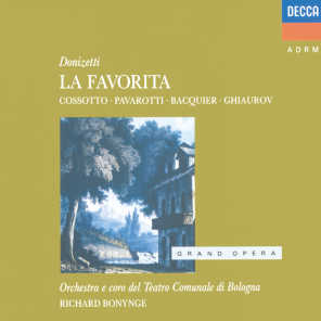Donizetti: La Favorita (3 CDs)