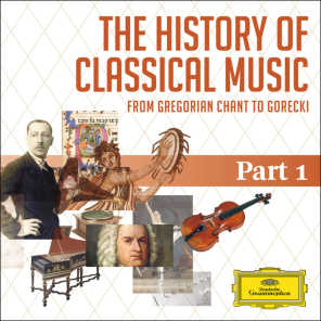 The History Of Classical Music - Part 1 - From Gregorian Chant To C.P.E. Bach (Live At Theatre, Salle Molière, Poissy / 2003)