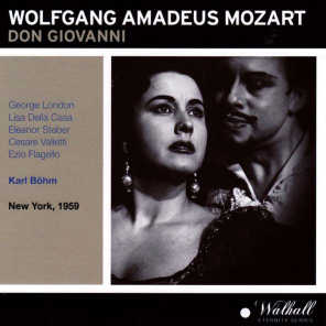 Wolfgang Amadeus Mozart : Don Giovanni - New York 1959