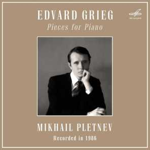 Grieg: Pieces for Piano