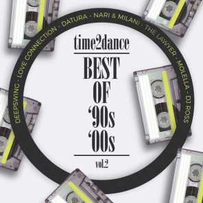 TIME2DANCE: Best of '90s - '00s, Vol. 2