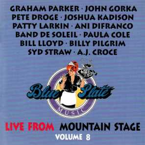 The Best of Mountain Stage Live, Vol. 8