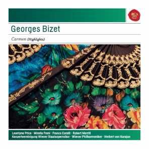 Bizet: Carmen Highlights - Sony Classical Masters