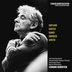 Copland: Danzón Cubano - Carter: Concerto for Orchestra - Works by Handy, Brubeck & Austin