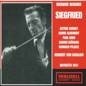 Richard Wagner : Siegfried - Bayreuth 1951