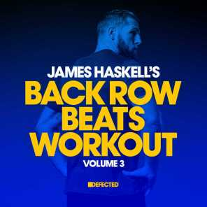 James Haskell's Back Row Beats Workout, Vol. 3 (Mixed)