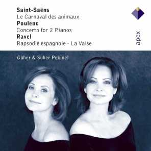 Saint-Saëns, Poulenc, Infante & Ravel : Piano Works (-  Apex)