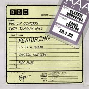 BBC In Concert [13th January 1982]
