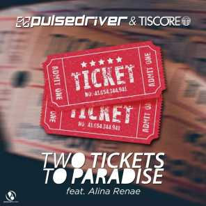 Two Tickets to Paradise (Topmodelz Remix) [feat. Alina Renae]