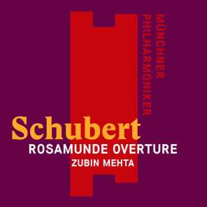 Schubert: Overture to Rosamunde (SD)