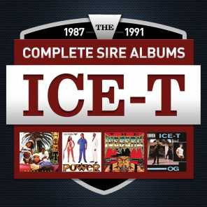 The Complete Sire Albums 1987 - 1991 (Ice-T)