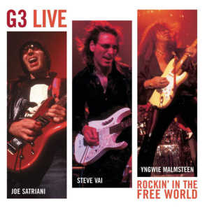 G3 Live:  Rockin' in the Free World (2004)