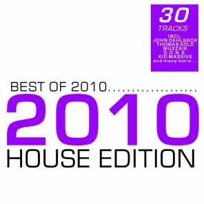 Best Of 2010 - House Edition