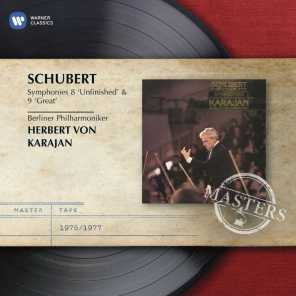 Schubert: Symphonies 8 'Unfinished' & 9 'Great'