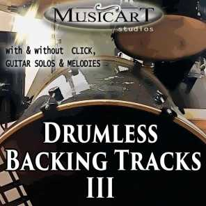 MusicArt studio - 80's Rock Drumless Track with Click